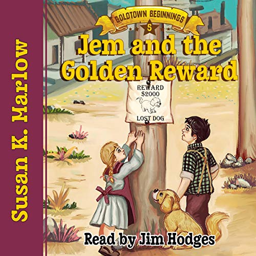 Jem and the Golden Reward  By  cover art
