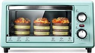 RZBQ 11L Mini Horno Eléctrico para El Hogar 220V 800W Máquina para Hornear Pasteles De Pizza Multifuncional Deshidratador De Verduras Y Frutas