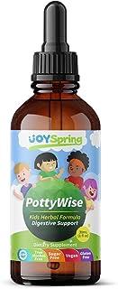 Sponsored Ad - PottyWise Liquid Stool Softener for Kids - Stool Softener and LiquidLaxative for Kids - Gentle Constipation...