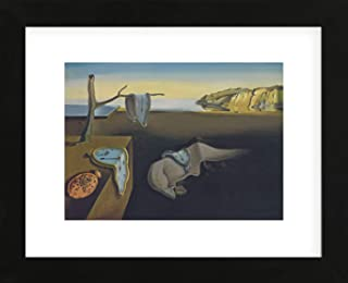 McGaw Graphics The Persistence of Memory, 1931 by Salvador Dali Framed Print Multicolor