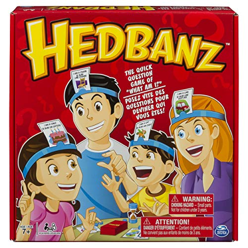 HedBanz – Guessing Game for Kids and Adults