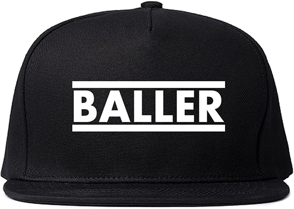 Kings Of NY Baller Snapback Hat Cap
