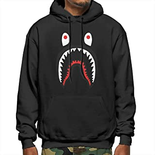 authentic bape shark hoodie