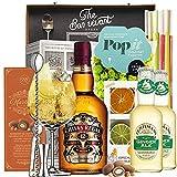 Ginger Ale & Chivas 12 Años