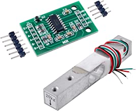 Weight Sensor 20kg Load Cell Electronic Kitchen Scale + HX711 Amplifier AD Weighing Module for Arduino Raspberry Pi DIYmalls