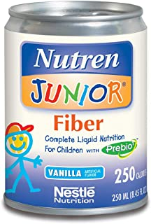 Nestle Clinical Nutrition Peptamen Junior with Fiber Nutritional Supplement, Ncl0210H, 1 Pound