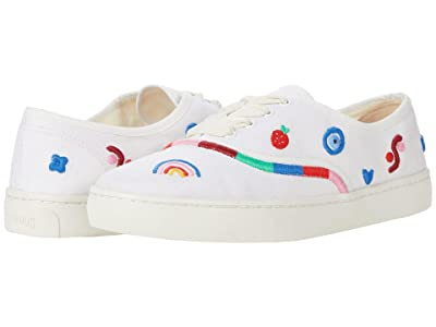 Soludos Marin Embroidered Sneaker