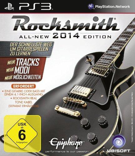Rocksmith 2014 (ohne Kabel) - [PlayStation 3]
