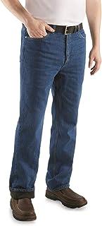 Guide Gear Men's Sportsman's Fleece-Lined Jeans
