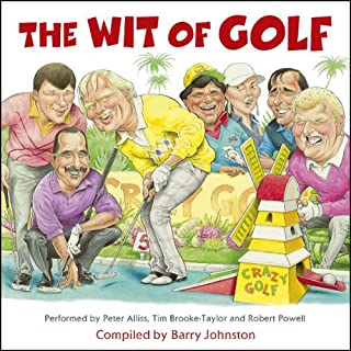 The Wit of Golf cover art