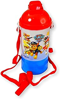 paw patrol water bottle 15oz plastic