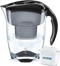 Brita Schwarz Elemaris XL Water Filter Jug Maxtra Size, Black