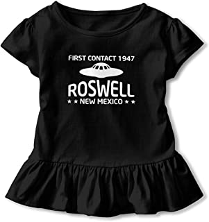 37b85346b PPUttDJddGH-P First Contact 1947 Roswell New Mexico 2-6 Years Old Child  Girls