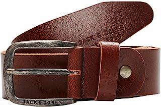 Jack & Jones Mens Jacpaul Leather Belt Noos Belt