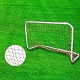 Baseball Cancello da Calcio del Telaio della Porta del Metallo Portatile del LJR per i Bambini