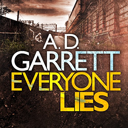 Everyone Lies audiobook cover art