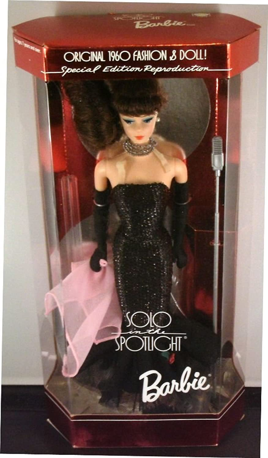 Mattel Barbie Solo In The Spotlight Special Edition Reproduction