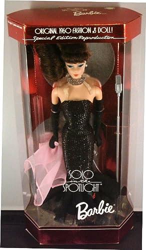 promocionales de incentivo Barbie Barbie Barbie Solo In The Spotlight Special Edition Reproduction  bienvenido a elegir