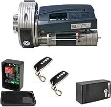 Kit Motorline 160 SP motor puerta enrollable cierre metalico persiana metalica hasta 160kg de peso, para automatizar puertas de garaje o persianas comerciales