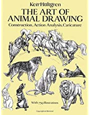 The Art of Animal Drawing: Construction, Action, Analysis, Caricature (Dover Art Instruction)