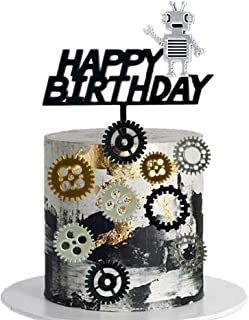 Best robot cake topper Reviews