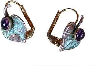 Best handmade amethyst earrings Reviews