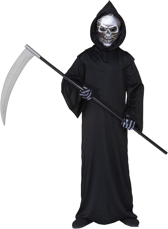 WIDMANN 55508 - Kinderkostüm Dämon, Umhang und Maske, Größe 158 B0033GWY20 Der neueste Stil    | Schön geformt