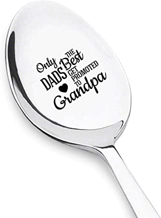 Son #SP5 Best Gifts For Dads Birthday Daddy A Sons First Hero A Daughters First Love Spoon Fathers Birthday Gift Best Gifts For Dads Birthday Dad Christmas Gifts From Daughter