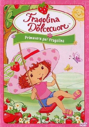 Fragolina Dolcecuore - Primavera Per Fragolina [Italia] [DVD]