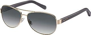 Fossil Women's Sonnenbrille Fos2004/S-Au2-58 Damen Sunglasses, Pink, 58.0