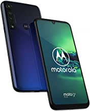 "Motorola Moto G8+ Plus (64GB, 4GB) 6.3"", 48MP Camera, 4000mAh Battery, Dual SIM GSM Unlocked (AT&T, T-Mobile, MetroPCS, St..."