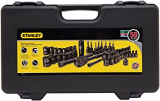 Best stanley 1/2-in drive black chrome ratchet Reviews