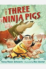 The Three Ninja Pigs Kindle Edition