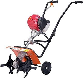 QILIN Garden Cultivator, 4-Cycle Gasoline Cultivator, Small Scarifier (Working Width: 36CM; Working Depth: 5-10CM), Suitab...