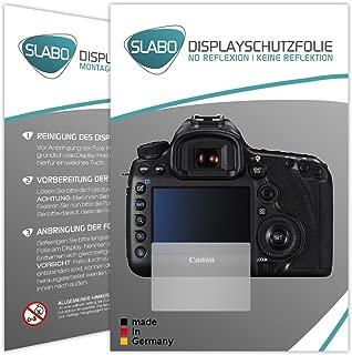 """4er set Protector de pantalla Slabo para Canon EOS R claro /""""crystal clear/"""""""