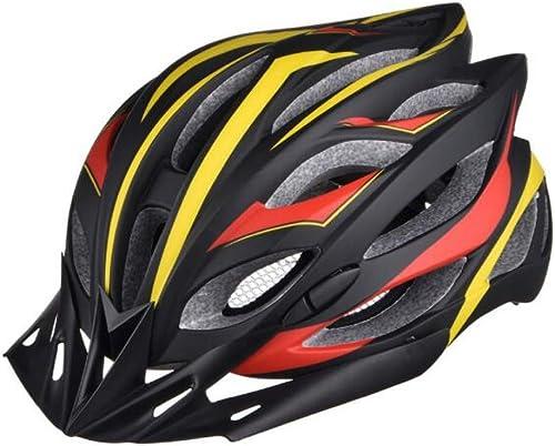 BTAWM Helmets Rennradhelm Frauen M er Integral geformte Ultralight In-Mold fürradhelm Licht