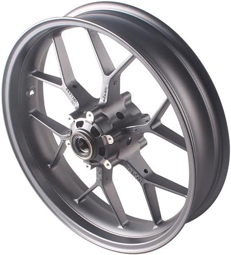 high quality Mallofusa new arrival Motorcycle Front Wheel Rim for Honda sale 2012 2013 2014 2015 CBR1000RR Matte Black online sale