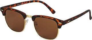 Eccellente Wayfarer Boys, Girls, Men, Unisex, Women Sunglasses(KP105__Brown)