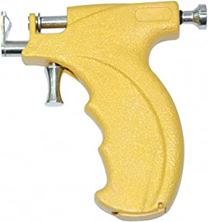 Anself Ear Piercing Gun Set Safety Ear Nose Navel Body Piercing Gun Kit Set