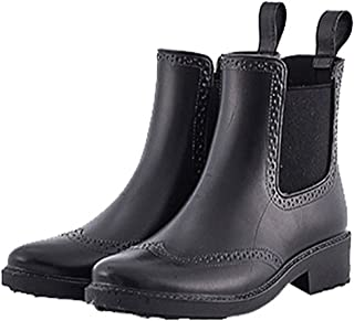 [Cozy Maker] C&M レインブーツ レインシューズ レディース シューズ ブーツ 雨靴 雨の日 梅雨 可愛い 雨対策 防水 撥水 水作業 軽量 おしゃれ