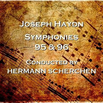 Haydn: Symphonies Nos. 95 & 96