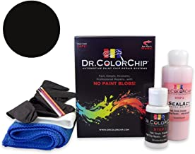 Dr. ColorChip GMC Sierra Automobile Paint - Black 41/WA8555/GBA - Road Rash Kit