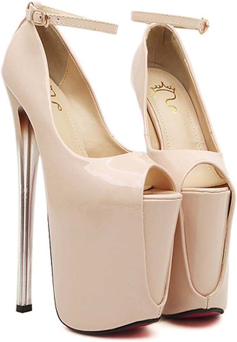 no branded Women Super-High Heel 22cm