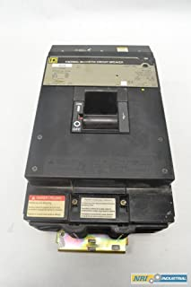 SQUARE D LC36600 MOLDED CASE SWITCH 3P 600A I-LINE CIRCUIT BREAKER B231033