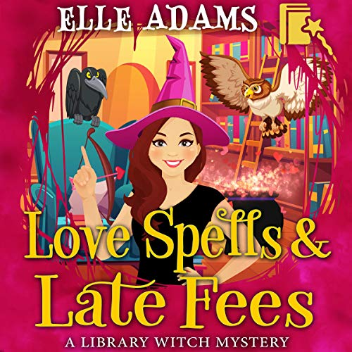 Love Spells & Late Fees cover art