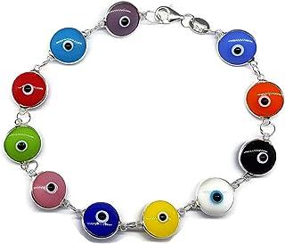 Amazon.es: ojo turco - Multicolor