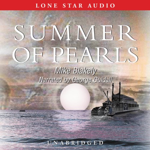 Summer of Pearls audiobook cover art
