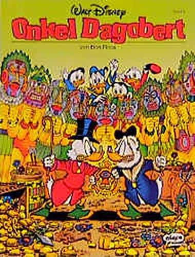 Disney: Onkel Dagobert: Onkel Dagobert, Bd.9, Das Gold der Inkas