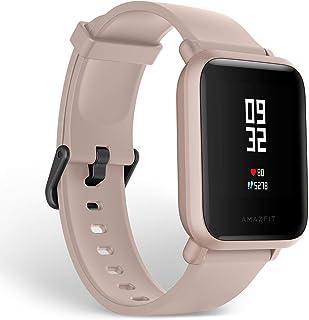 Amazfit Bip Lite SmartWatch Monitor de Actividad Fitness Resistente al Agua 30 Metros Pulsómetro Modos Deportivos iOS & Android - Rosa (Reacondicionado)