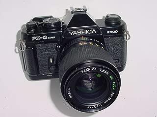 YASHICA FX-3 SUPER 2000 CAMERA W/YASHICA ML 50MM